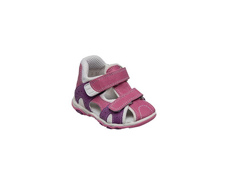 SANTÉ Zdravotní obuv dětská N 810 301 45 75 růžová  a54054e370