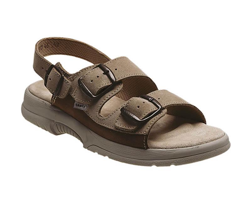 SANTÉ Zdravotní obuv pánská N 517 46 28 47 SP béžová  c2b00ae54f