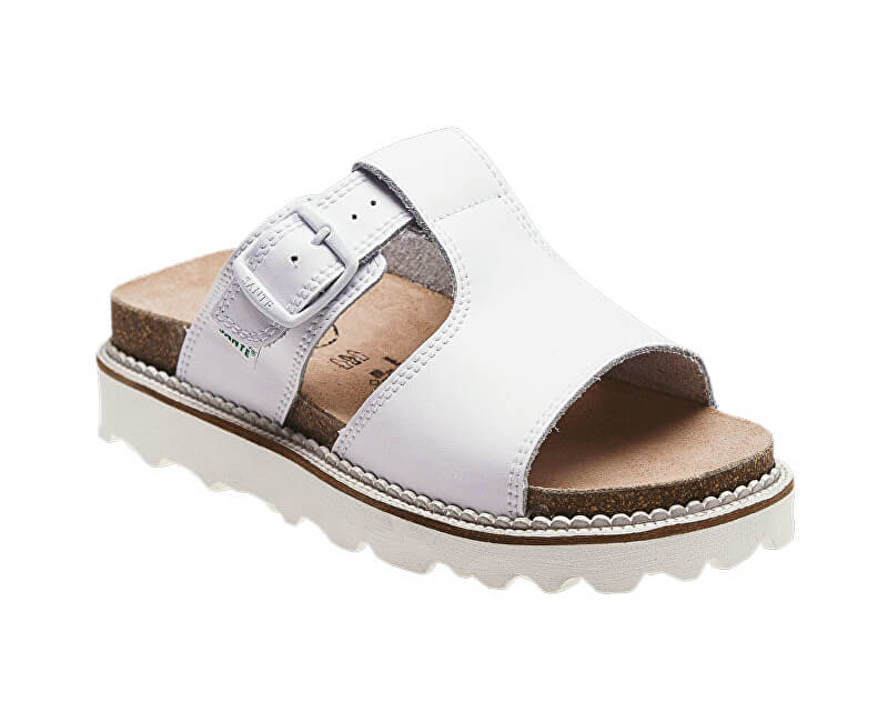 SANTÉ Zdravotní obuv dámská N 560 11 10 bílá  104c1fc5ba2
