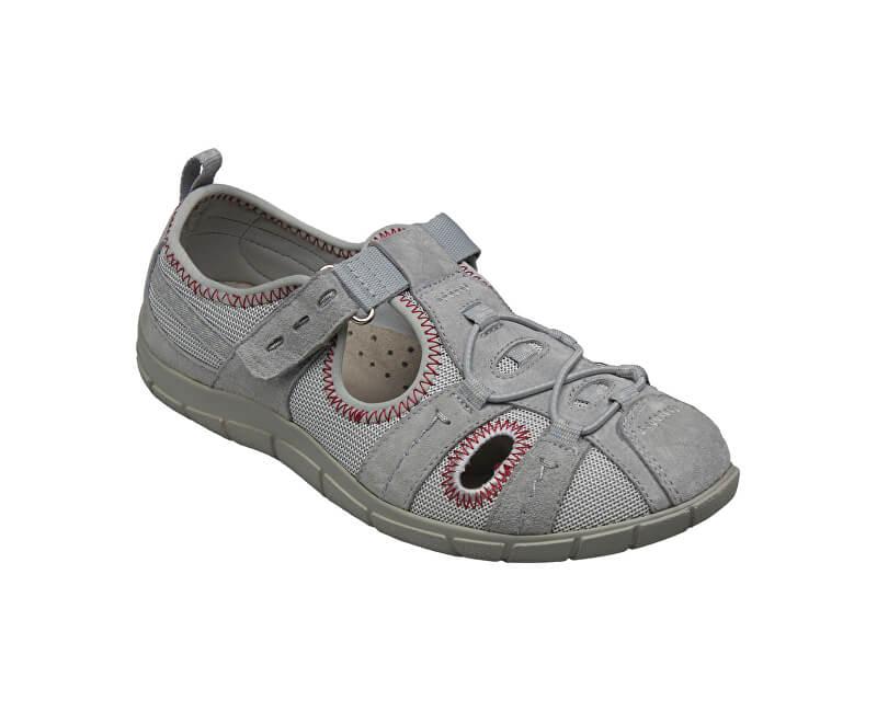 cf08a1d47f3 SANTÉ Zdravotní obuv dámská MDA 203668 šedá