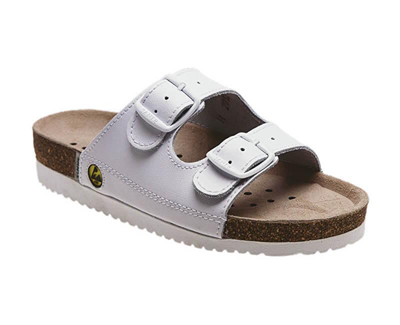 SANTÉ Zdravotní obuv Profi pánská N 22 10 E bílá 18c1beb010