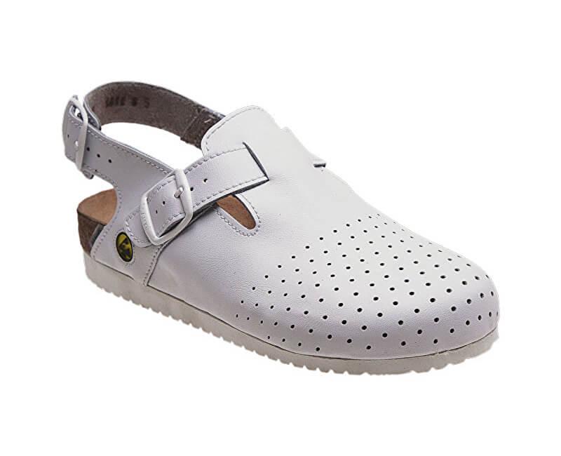 2e959b4c1f3d SANTÉ Zdravotní obuv Profi pánská N 82 10 E P bílá
