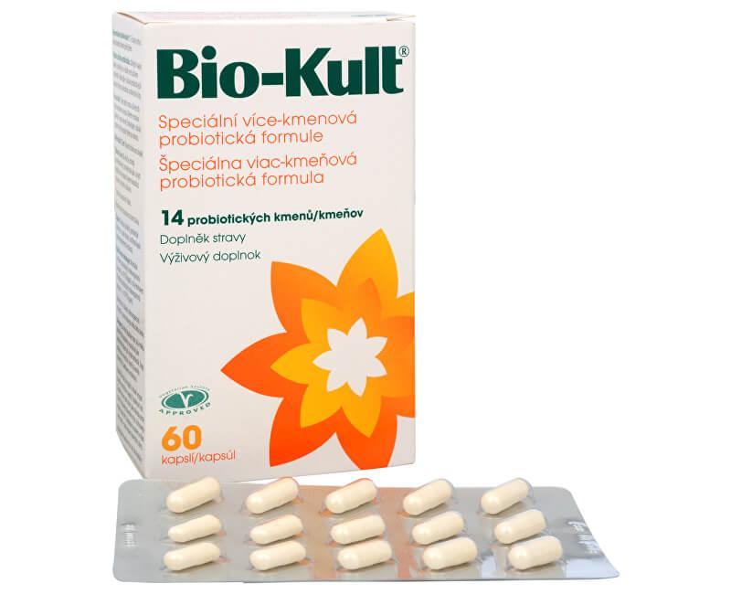 PROBIOTICS INTERNATIONAL LTD. Bio-Kult 60 kapslí