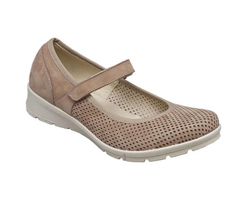 SANTÉ Zdravotní obuv dámská IC 71810 beige Doprava ZDARMA ... e329b34309