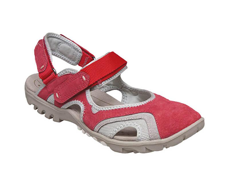 fbe2b0dc91a SANTÉ Zdravotní obuv dámská MDA 156-13 hibiscus