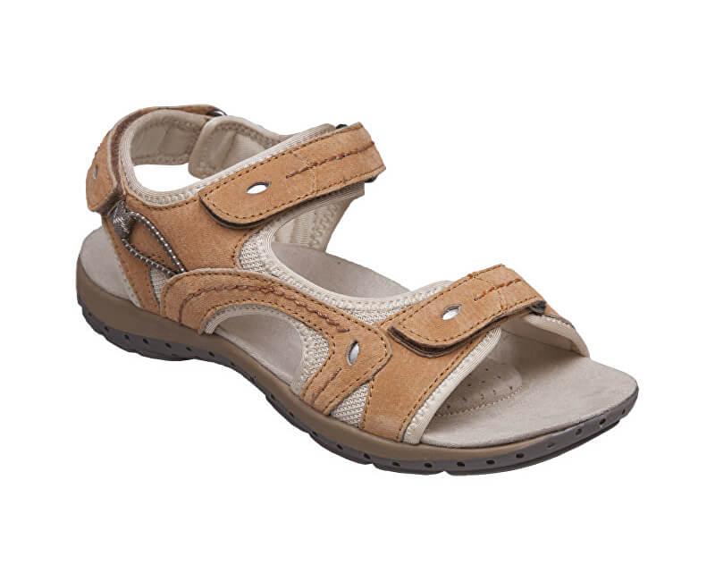 cc2962afc62 SANTÉ Zdravotní obuv dámská MDA 157-7 clay