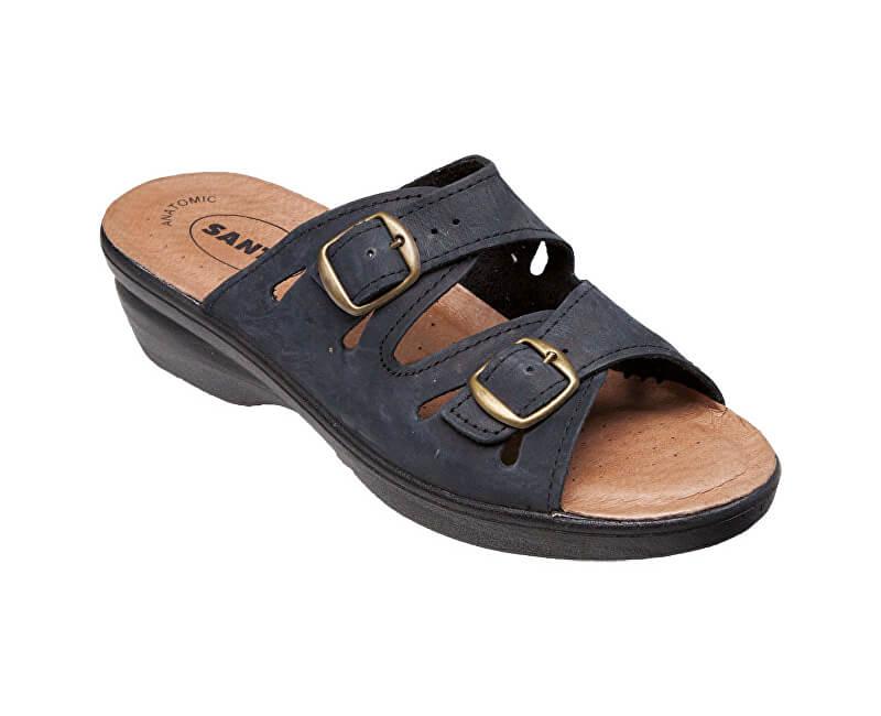 4c59e726dcd6 SANTÉ Zdravotná obuv dámska PO   5146 čierna