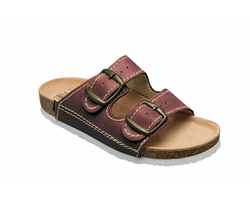 348abbea53e SANTÉ Zdravotní obuv dětská D 202 C32 BP bordo. vel. 27