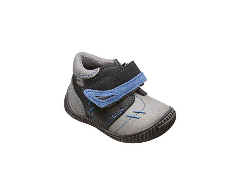 978f4186a SANTÉ Zdravotná obuv detská N / ROMA / 101/69/19/87 sivá ...