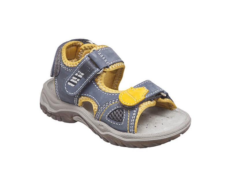 c0d2f9bb25e SANTÉ Zdravotní obuv dětská OR 20702 mostarda