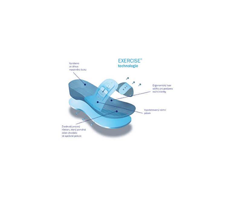 Scholl Zdravotní obuv CLOG RACY Byc-U - bílá. Sleva 14%. Doprava zdarma 59832427e6