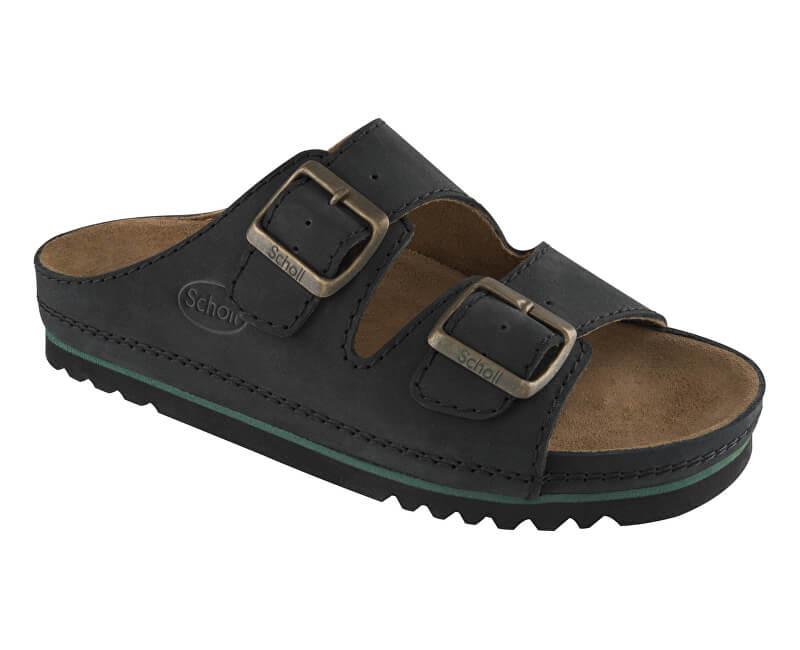 Scholl Zdravotní obuv AIR BAG Nublined-U - černá Doprava ZDARMA ... 45576e67e8