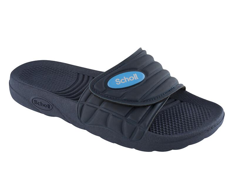 5a7917aceca4c Scholl Zdravotná obuv NAUTILUS PVC - námornícka modrá | PreZdravie ...