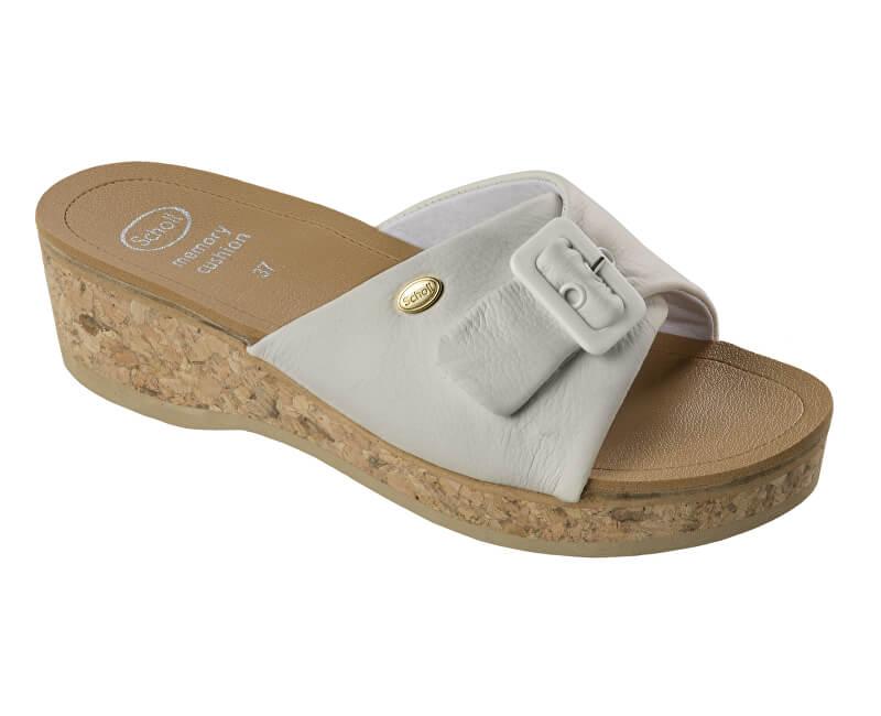e5ba7145b1d58 Scholl Zdravotná obuv WAPPY Lea - biela | Vivantis.sk - Od kabelky ...