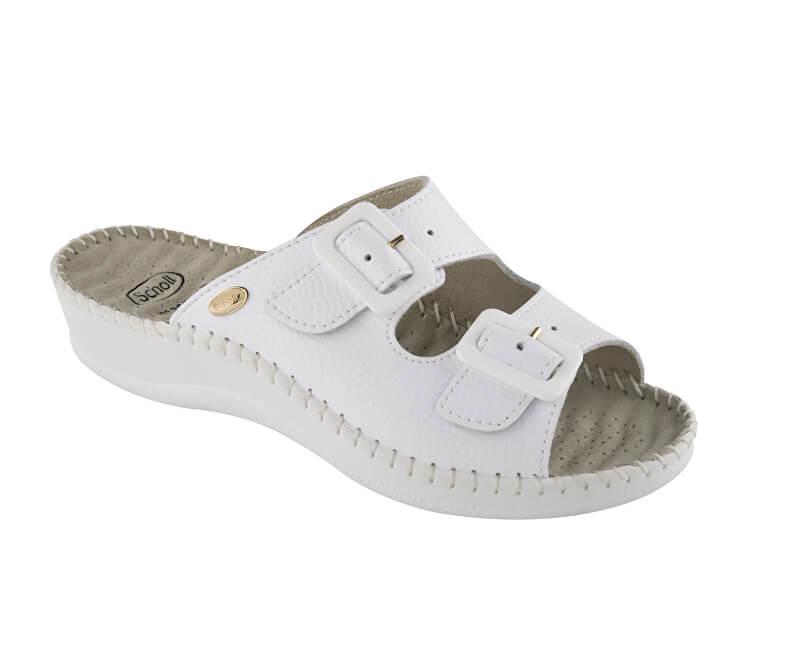 Scholl Zdravotní obuv WEEKEND -bílá Doprava ZDARMA  01a499e9c74