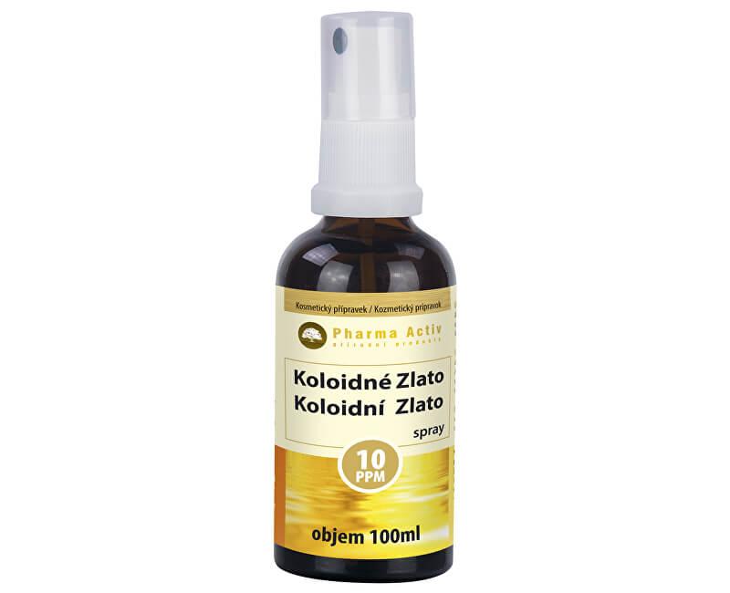 6145ecd96 Pharma Activ Koloidné zlato 10ppm 100 ml spray | Vivantis.sk - Od ...
