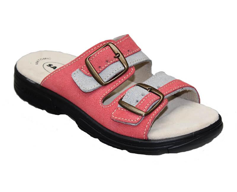 SANTÉ Zdravotní obuv dámská DM 125 oranžová  8402562d461
