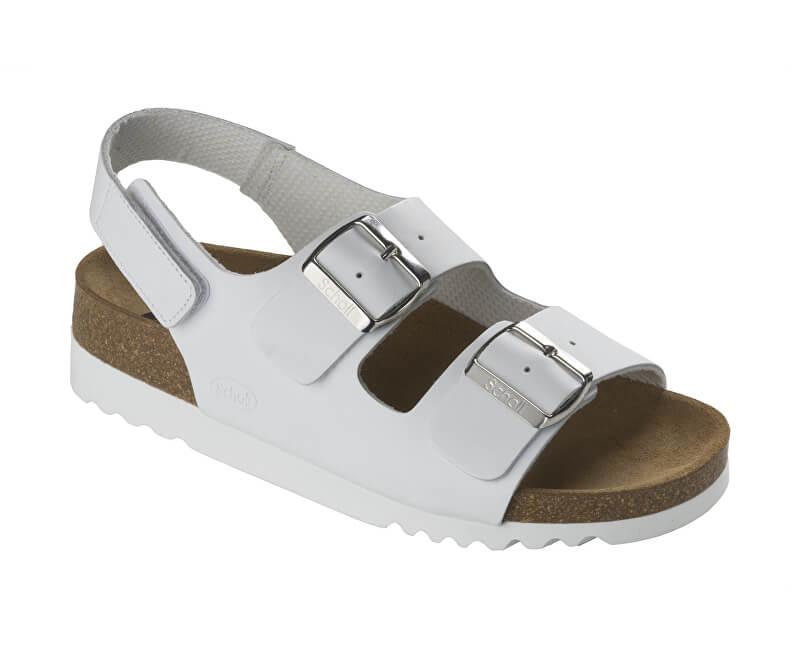 Scholl Zdravotní obuv GIAVA - bílá  d354e43bee