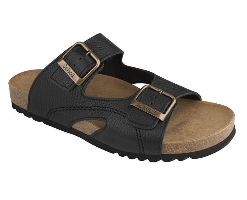 cad00271646d Scholl Zdravotní obuv MOLDAVA AD - černá Doprava ZDARMA