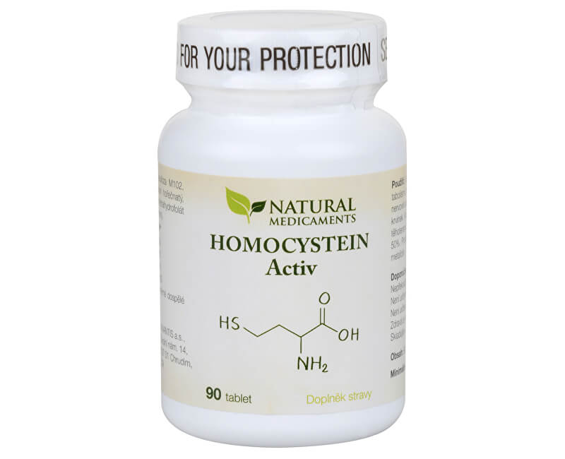 Natural Medicaments Homocysteín Activ 90 tabliet