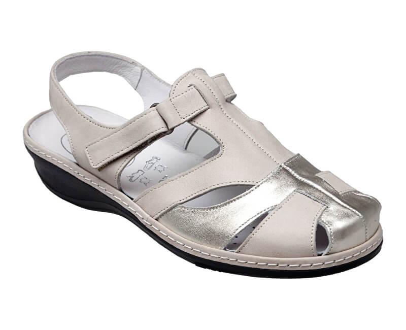 SANTÉ Zdravotní obuv dámská CS 0917 Natural 80c1b41536