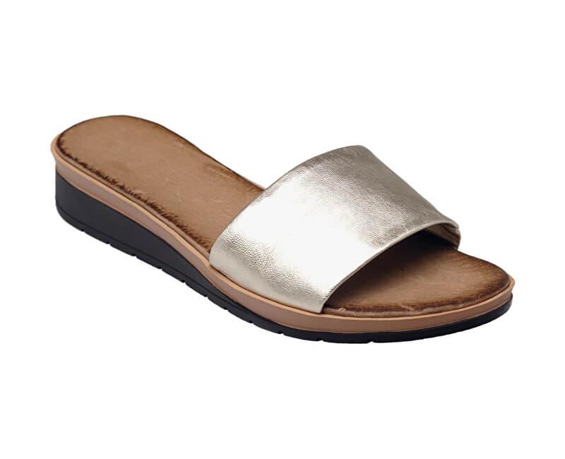 SANTÉ Zdravotní obuv dámská EKS 163-1 Platina  b0608991d8