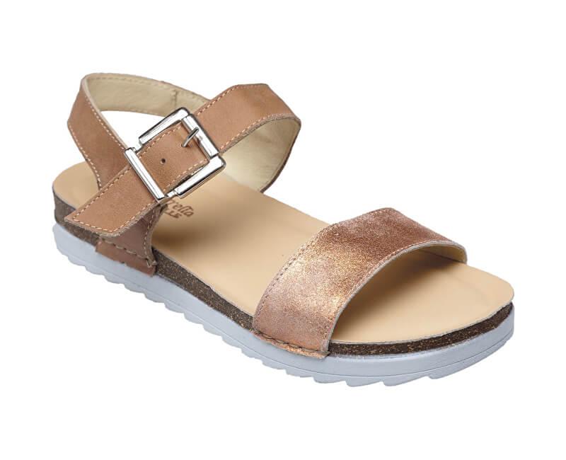 82538af94dcb SANTÉ Zdravotná obuv dámska GI   08015 hnedá ...