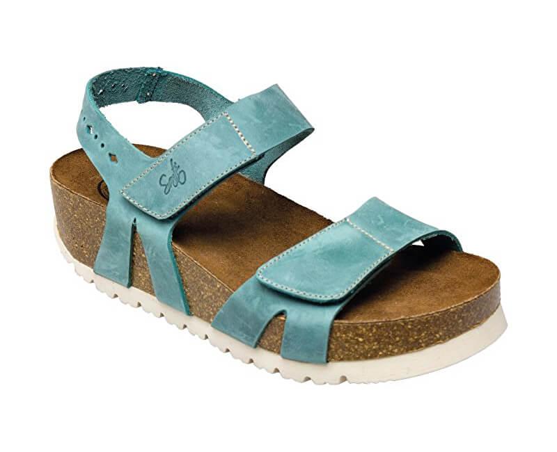 c5e6c68023b SANTÉ Zdravotní obuv dámská IB 8356 modrá - SLEVA až 251 Kč ...