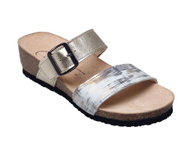 577c7a55f84 SANTÉ Zdravotní obuv dámská N 101 1 10C metal