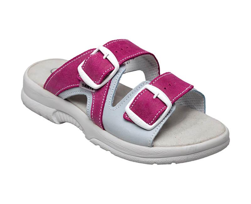 SANTÉ Zdravotní obuv dámská N 517 55 079 016 BP růžovo-šedá ... 9e941ed33c