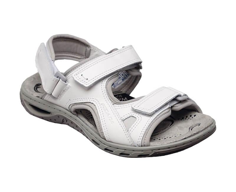 SANTÉ Zdravotní obuv dámská PE 231604-01 bílá 7992c73972