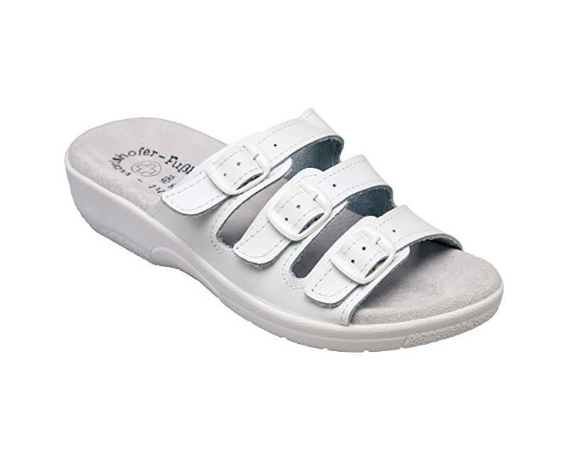 SANTÉ Zdravotní obuv dámská SI 03D3 Bianco  05730811c1
