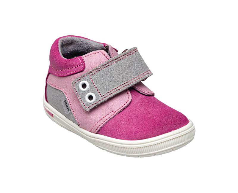 928e4aff02e SANTÉ Zdravotná obuv detská N   661 502 079 056 019 ružovo-šedá (veľ ...