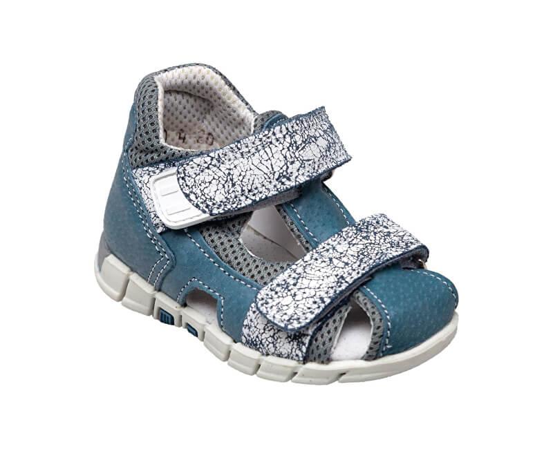 SANTÉ Zdravotní obuv dětská N 810 401 S86 A86 šedá (vel. 19-26 ... effe7f561d