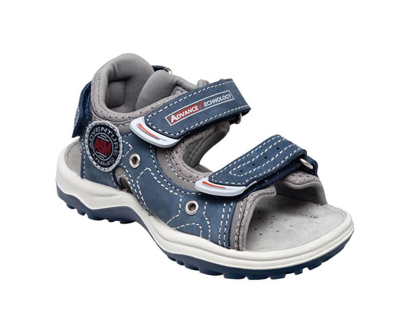 301c9e7267f SANTÉ Zdravotní obuv dětská OR 23804 modrá