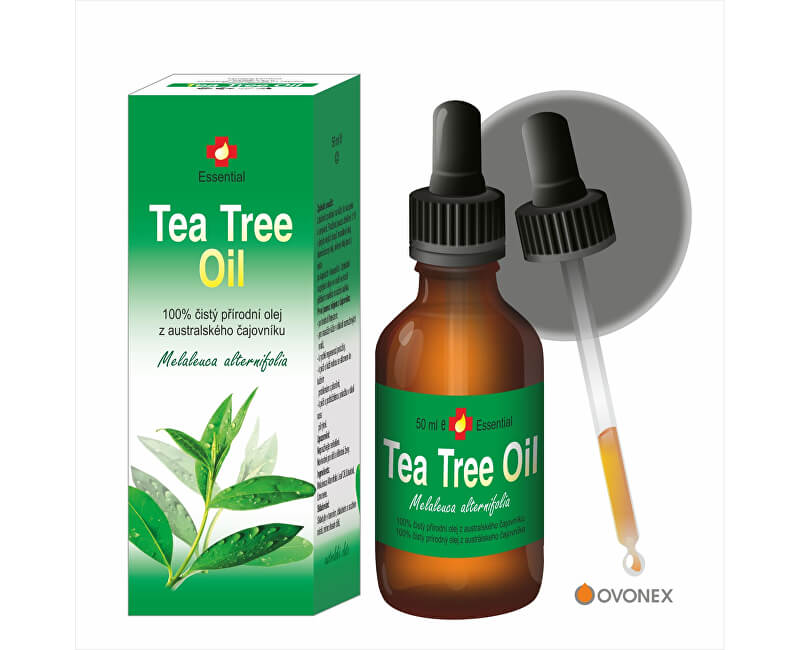 OVONEX s.r.o. Tea Tree Oil (Melaleuca alternifolia) 50 ml