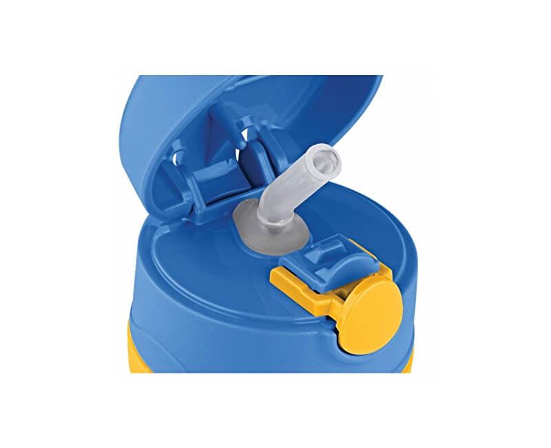 Thermos Foogo kojenecká termoska - modrá 290 ml. Novinka 6af7fb01ace