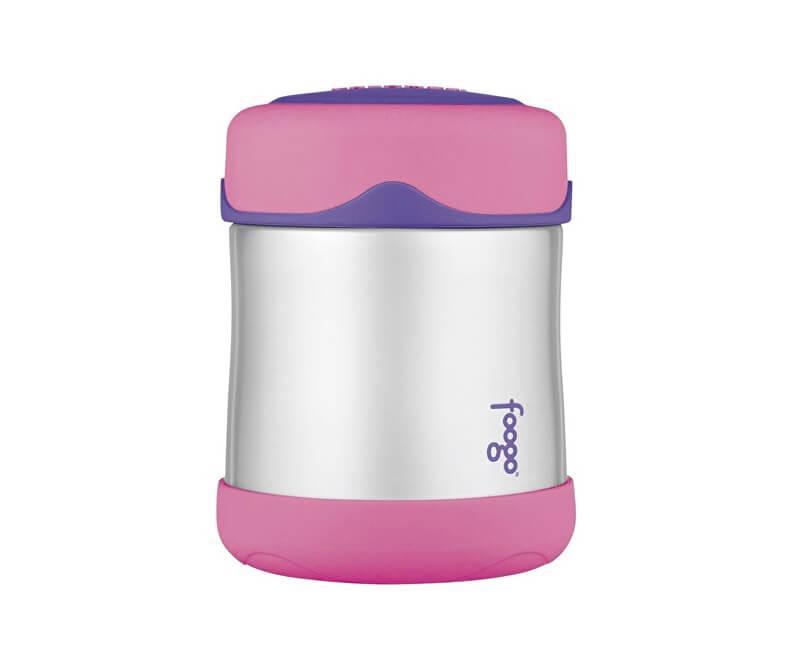 Thermos Dojčenská termoska na jedlo - ružová 290 ml  26c2de0c08e