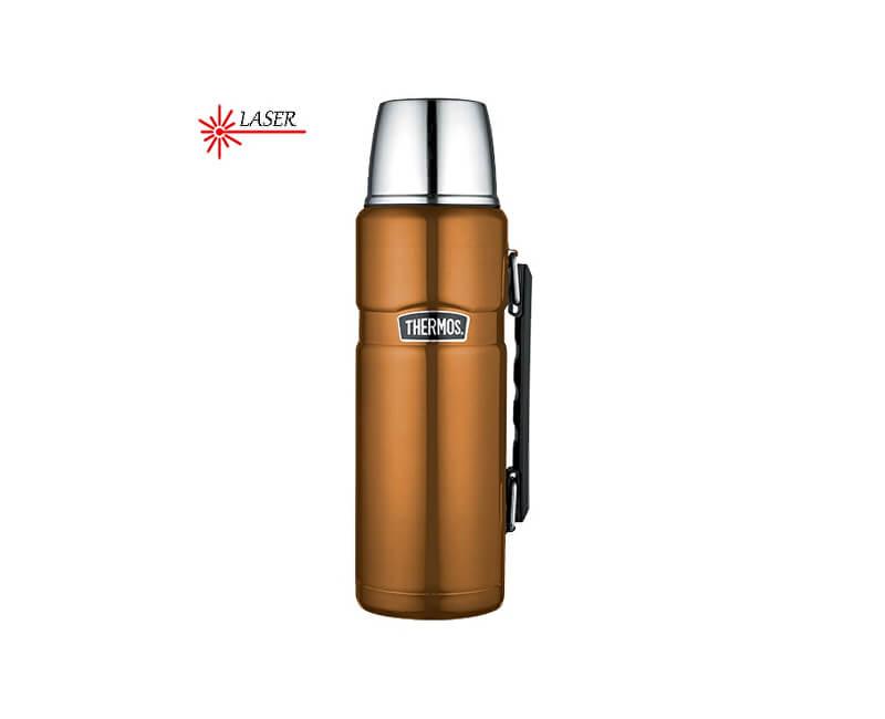 Thermos Style Termoska na nápoje s madlom - medená 1 5e8f92bd157