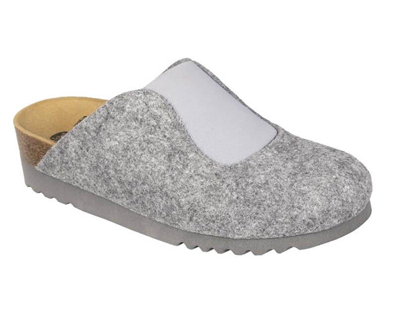 Scholl Zdravotní obuv YOLE - šedá Doprava ZDARMA  ea4b546da09