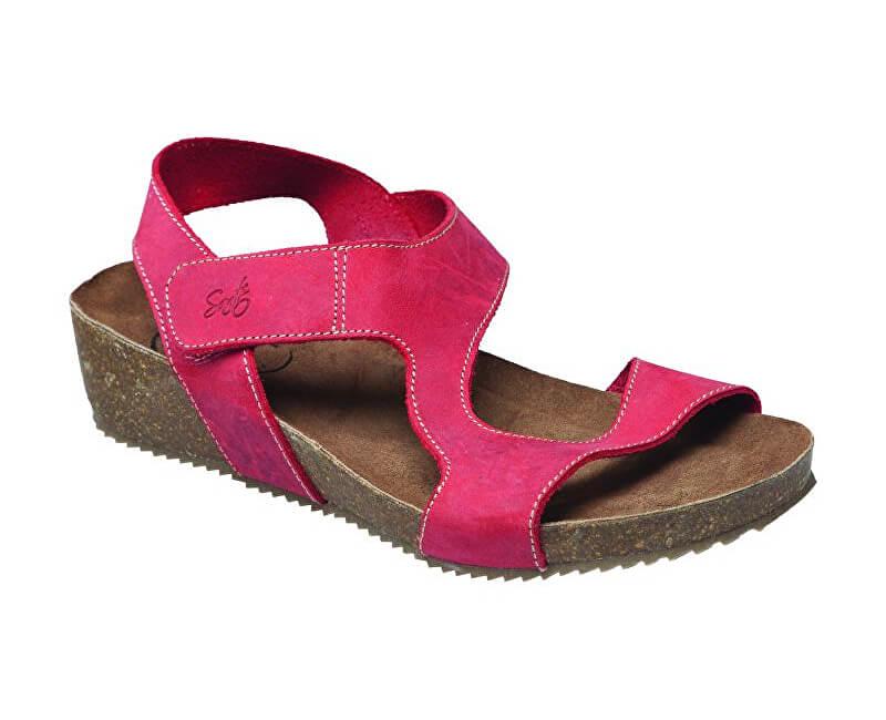 08c6fc6b67ab SANTÉ Zdravotná obuv dámska IB   5316 červená