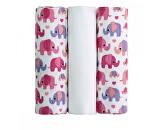 Pink elephants / růžoví sloni