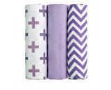 Lilac roofs / fialové stříšky